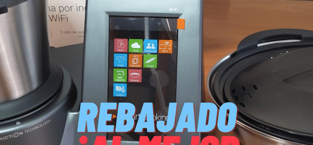 rebajado el mejor robot de cocina 2021
